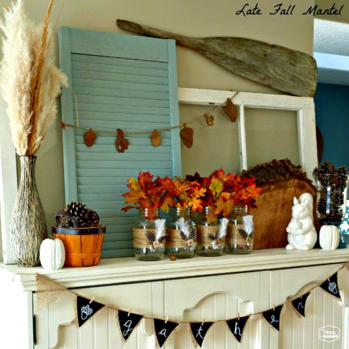 diy mason jar, diy home decor, diy room decor, diy crafts, do it yourself