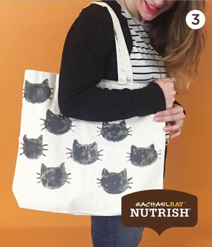 diy tote bag, diy fashion, fashion ideas, diy tutorial