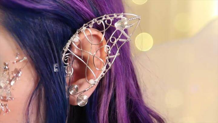 fairy ear cuff