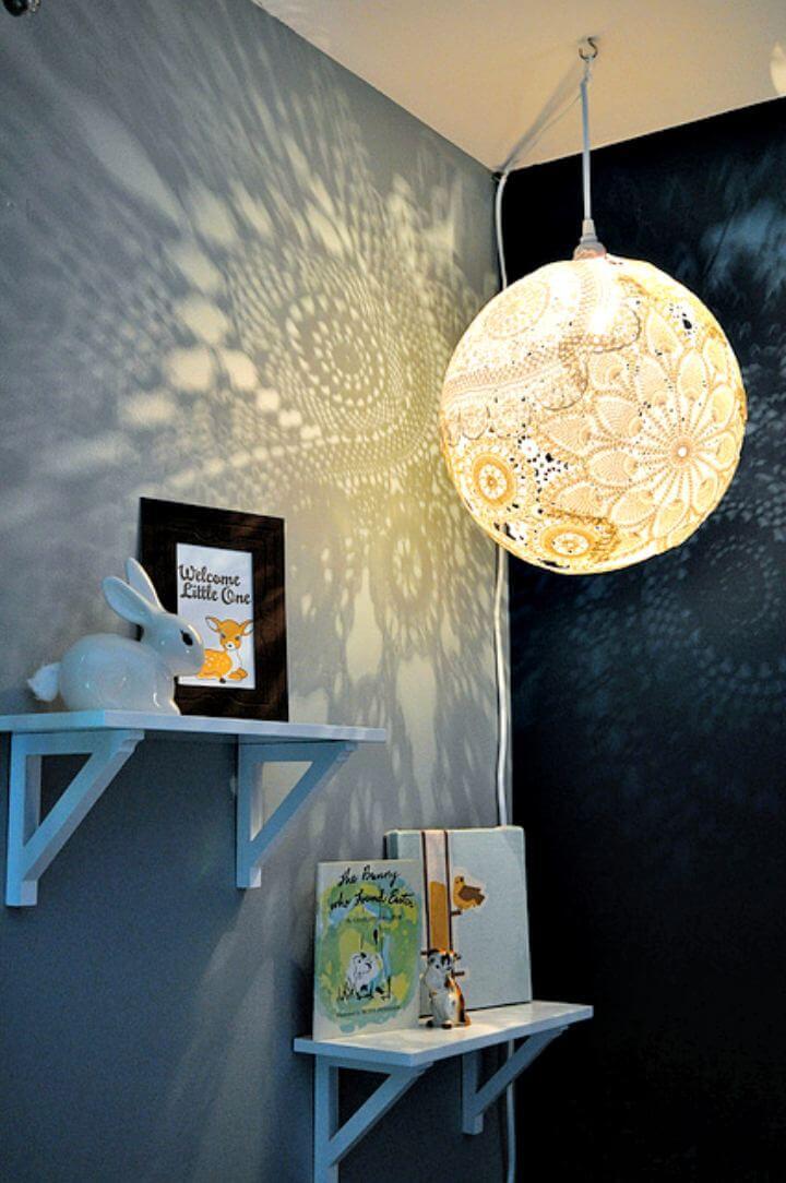 diy room decor, diy teenage girls idea, hanging idea, home decor idea