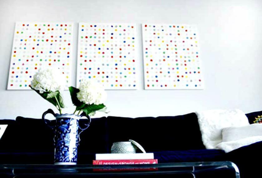 wall decor, heart diy, diy room decor, diy craftsy, diy room projects, diy hanging idea, diy idea