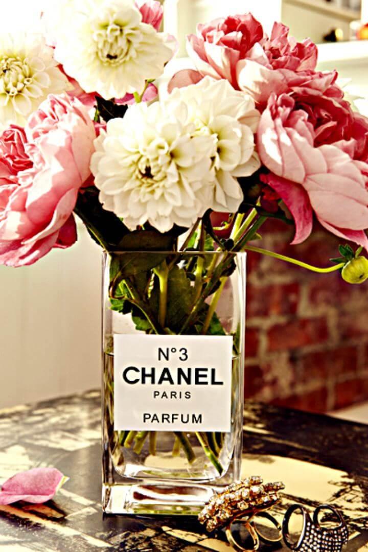 Room decor Gift, room decor piece, room decor flowers, room decor with bottles, diy room decor, diy home decor