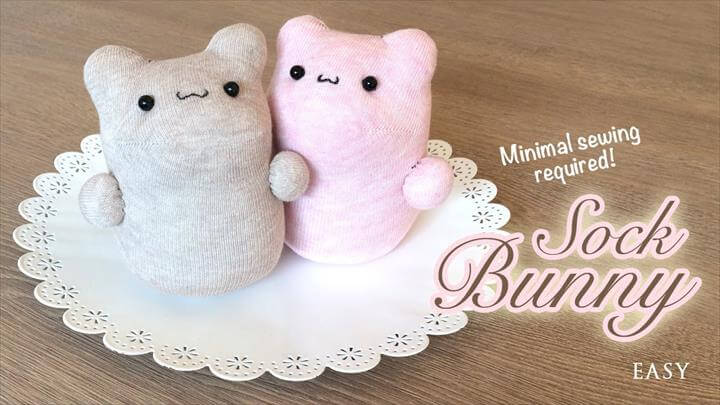 DIY Kawaii Plush Tutorial Ever!