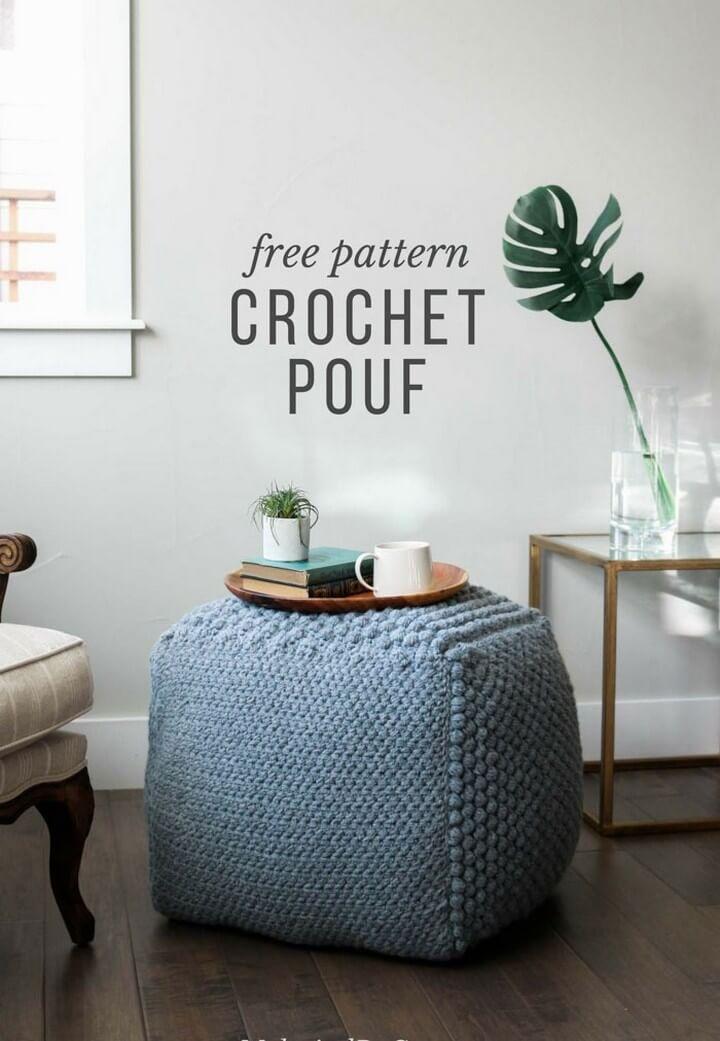 Free Crochet Bean Bag Pattern
