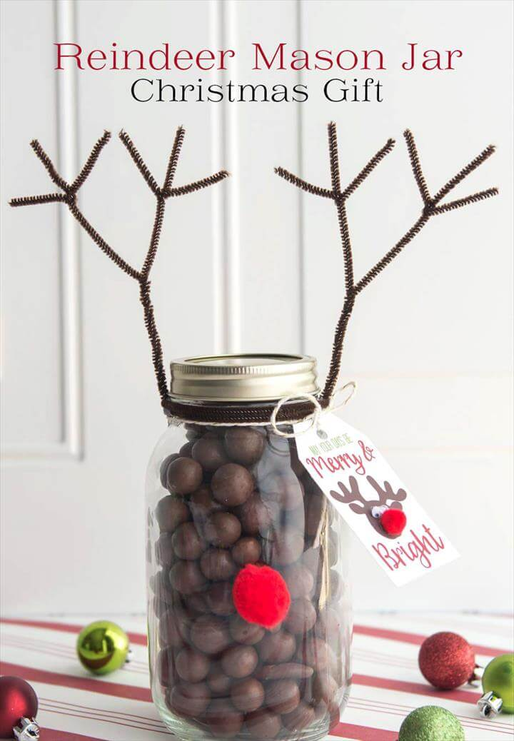 Image result for DIY PRINTABLE MASON JAR IDEAS Mason Jar Christmas Gift Ideas