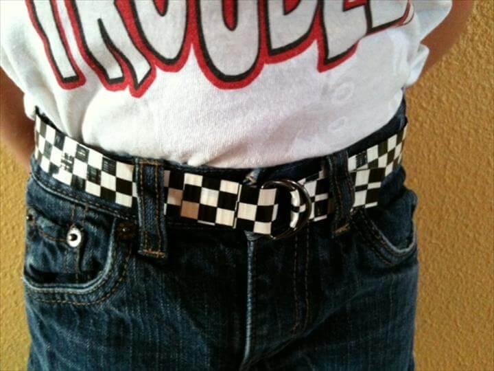 diy fashion, diy belt