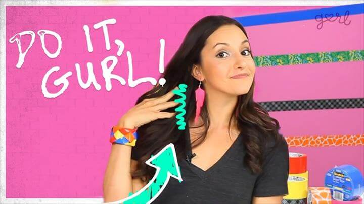 Easy Duct Tape Crafts For Girls