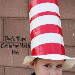 Cat In The Hat Costume Diy Dr Seuss S Cat In The Hat Costume Party Time