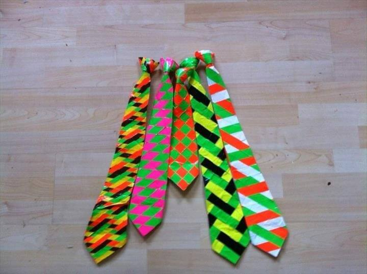 Awesome Diy Duct Tape Projects and Crafts on Duct Tape Girls Camp Crafts Ideas Little Birdie