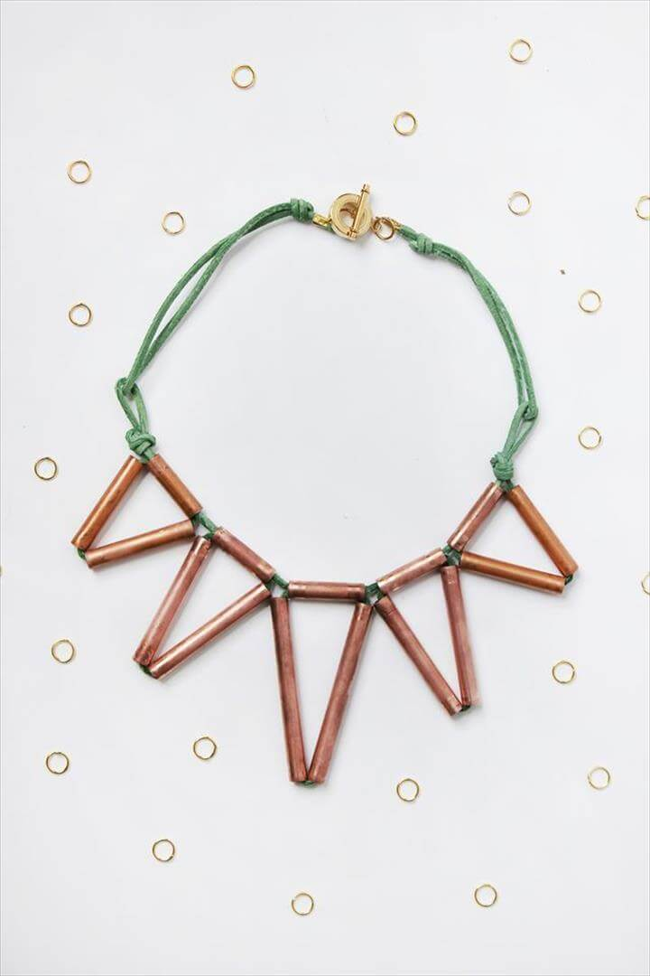 Geometric Power Jewelry