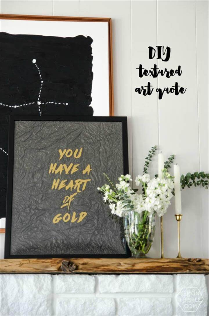 DIY Room Decor Wall Art