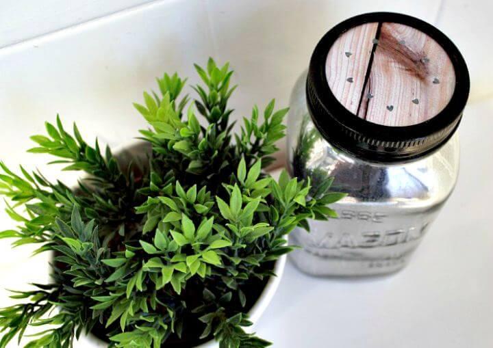 diy crafts, diy mason jar idea, diy freshener jar mason jar,