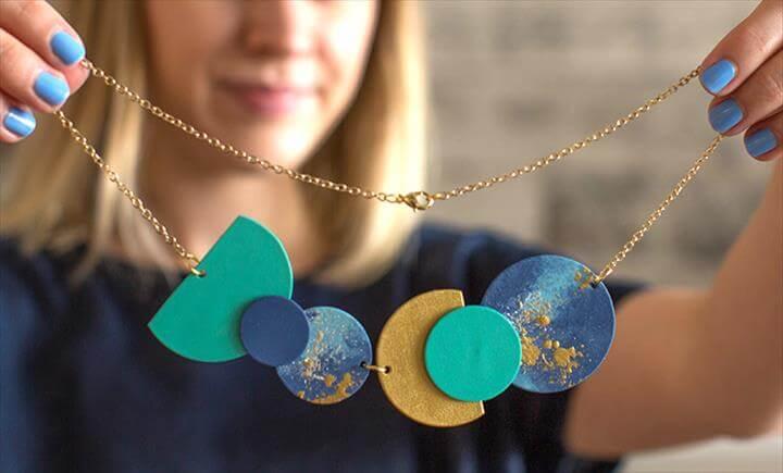 Handmade Necklace Tutorial Easy DIY Necklace ...