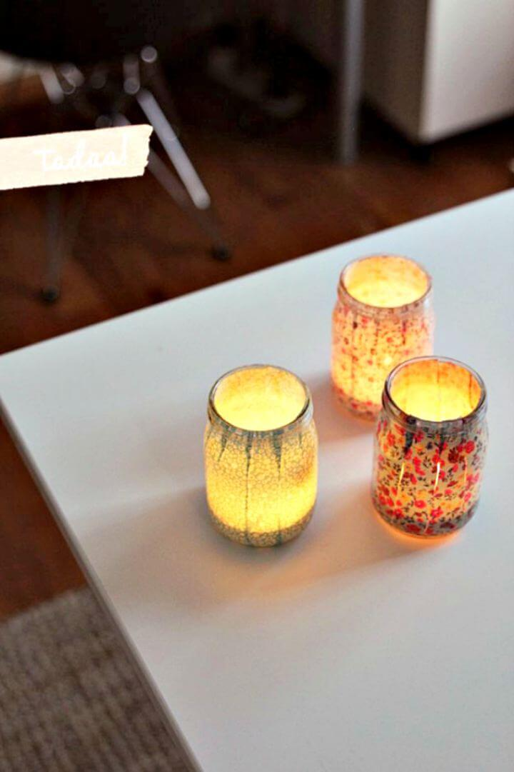 sweet diy mason jar ideas, diy kitchen mason jar idea, how to easy