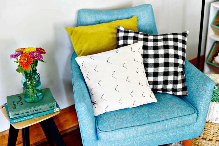 diy mud cloth inspired idea, diy home decor idea, diy crafts idea, diy room decor idea