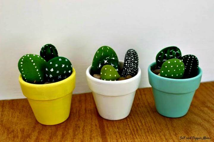 diy faux cactus room, room decor idea, how to make, home improvement idea