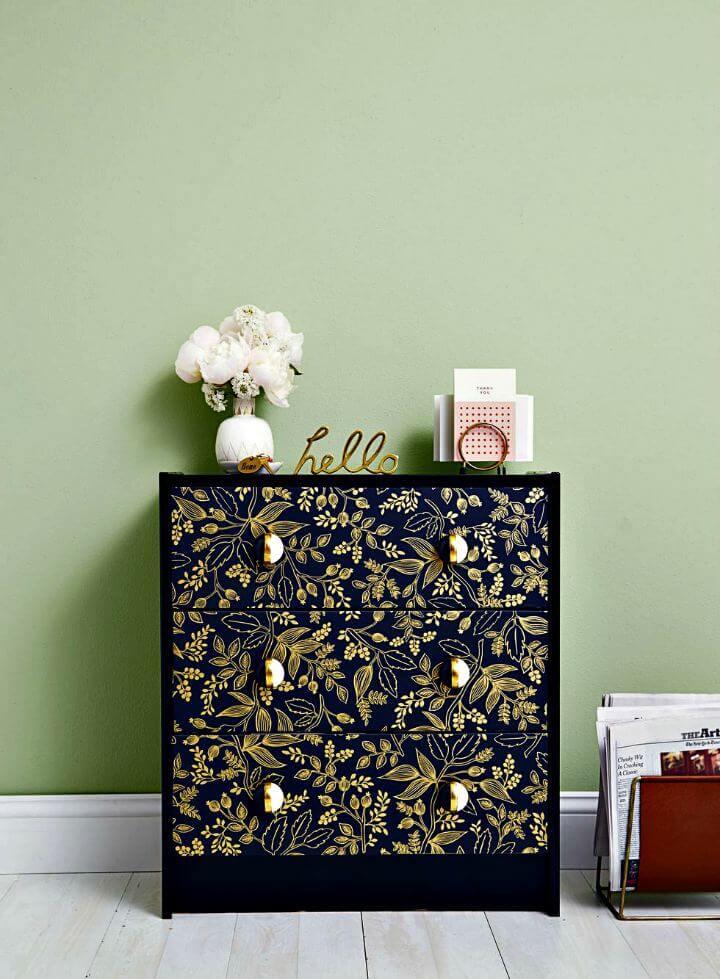 dresser idea, dresser decor idea, room decor idea, room decor with dresser
