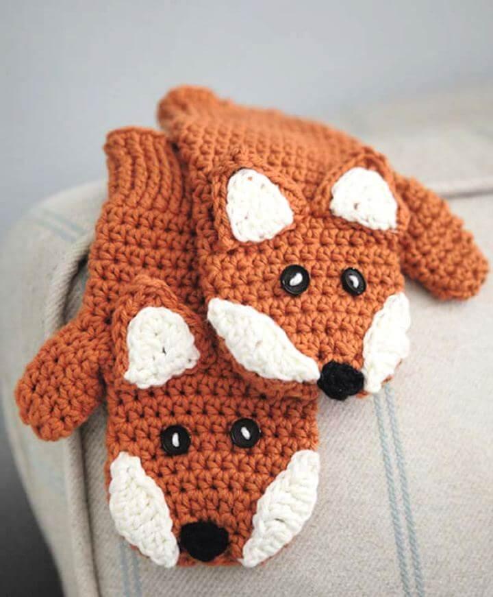 fox crochet pattern, fox crochet ideas, do it your self, crochet ideas,