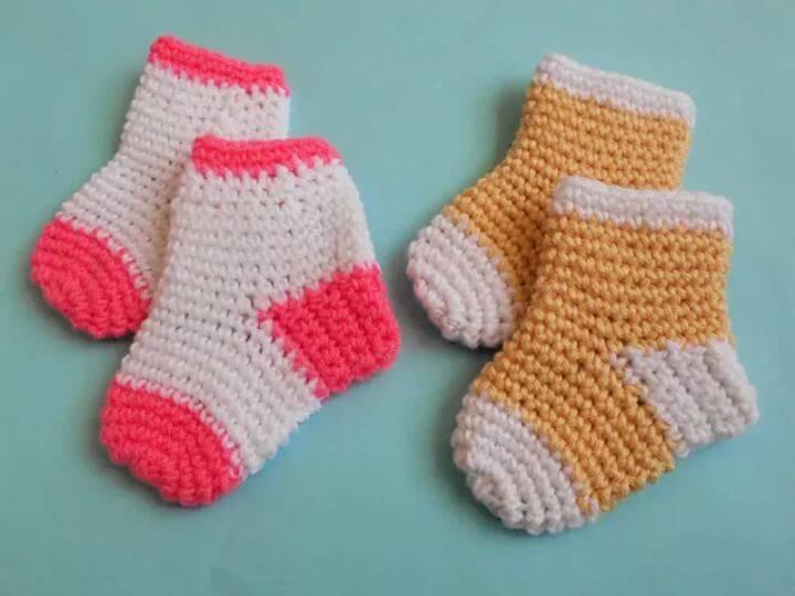 diy slippers, diy baby crochet, crochet boots,