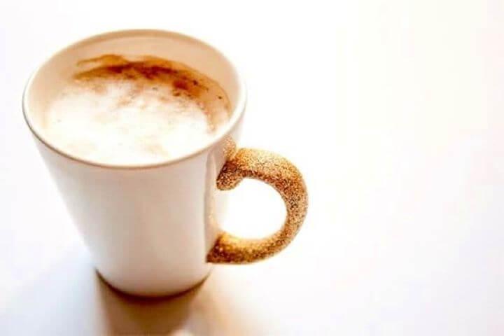 glitter mug, dishwasher mug, diy crafts, diy projects