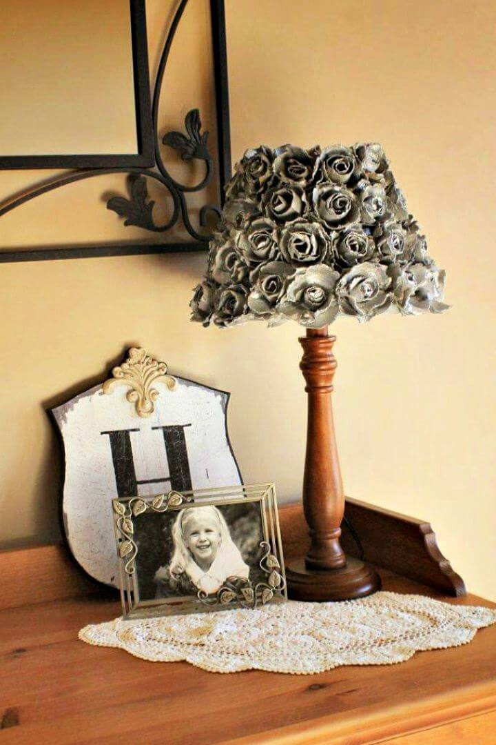 lamp idea, mother day, gift idea, how to, cheap