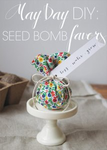 make and sell, crafts job, diy seed bombs, diy decorative