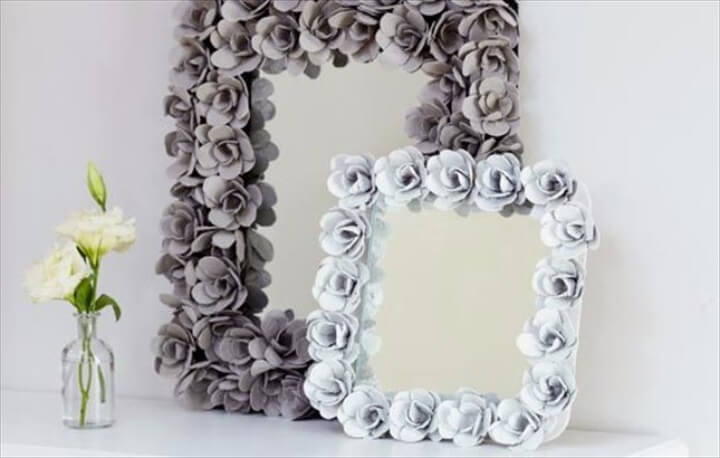 make and sell, diy crafts, decorative mirror, mirror make and sell