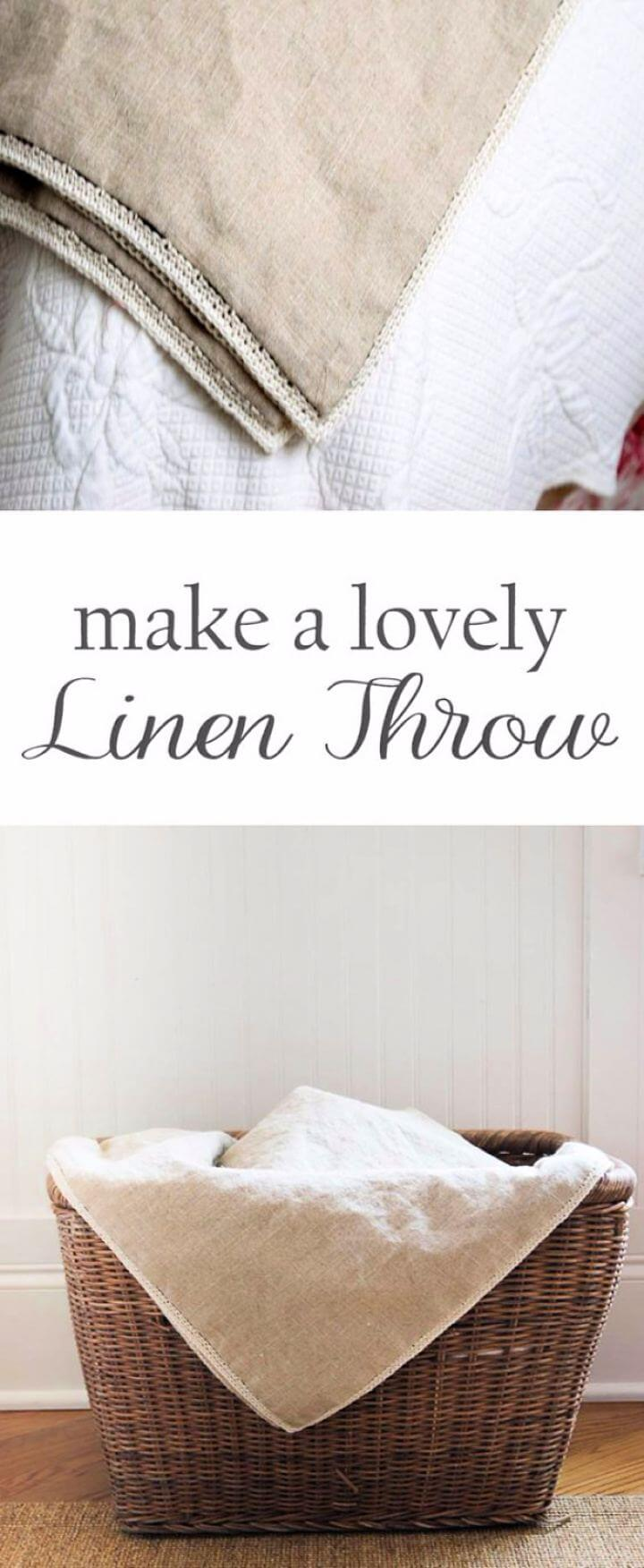 lovely blankets, diy projects, diy ideas, diy home decor, do it yourself