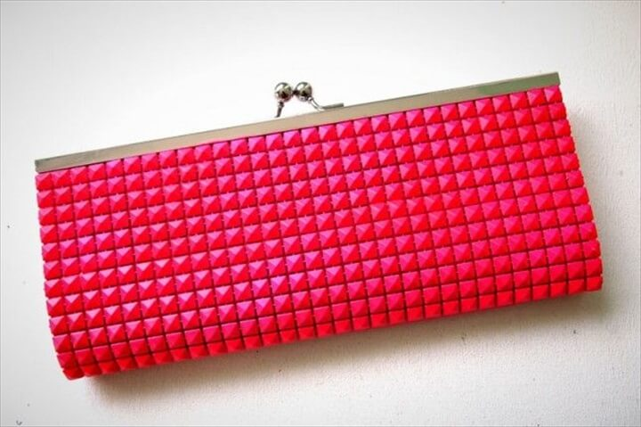 diy ideas, diy crafts and projects, how to make, diy clutches