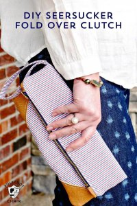 12 DIY Easy Ideas | Handmade Clutches and Handbags