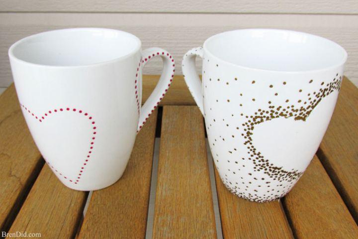 coffee mug, coffee crafts, diy crafts, diy projects, diy coffee mug