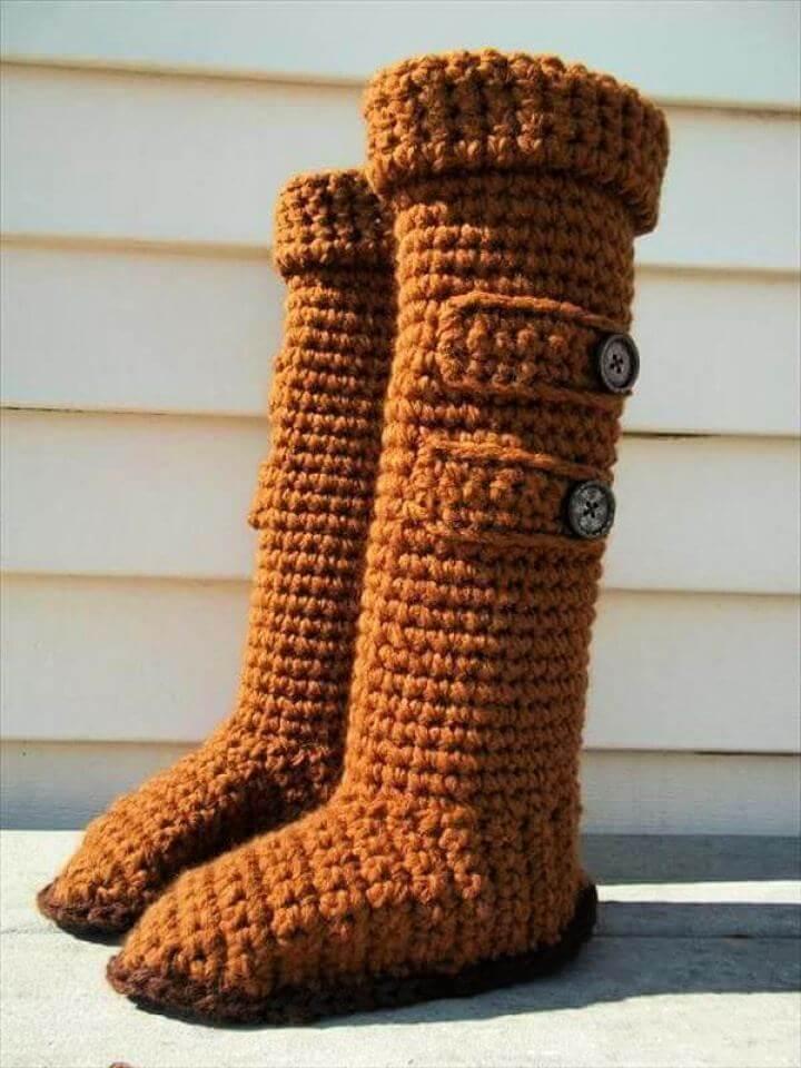 full knee crochet, crochet knee, knee high crochet, crochet idea
