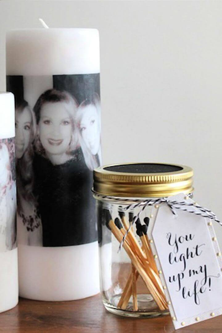 mothers day, candle idea, candle gift, candle for mother