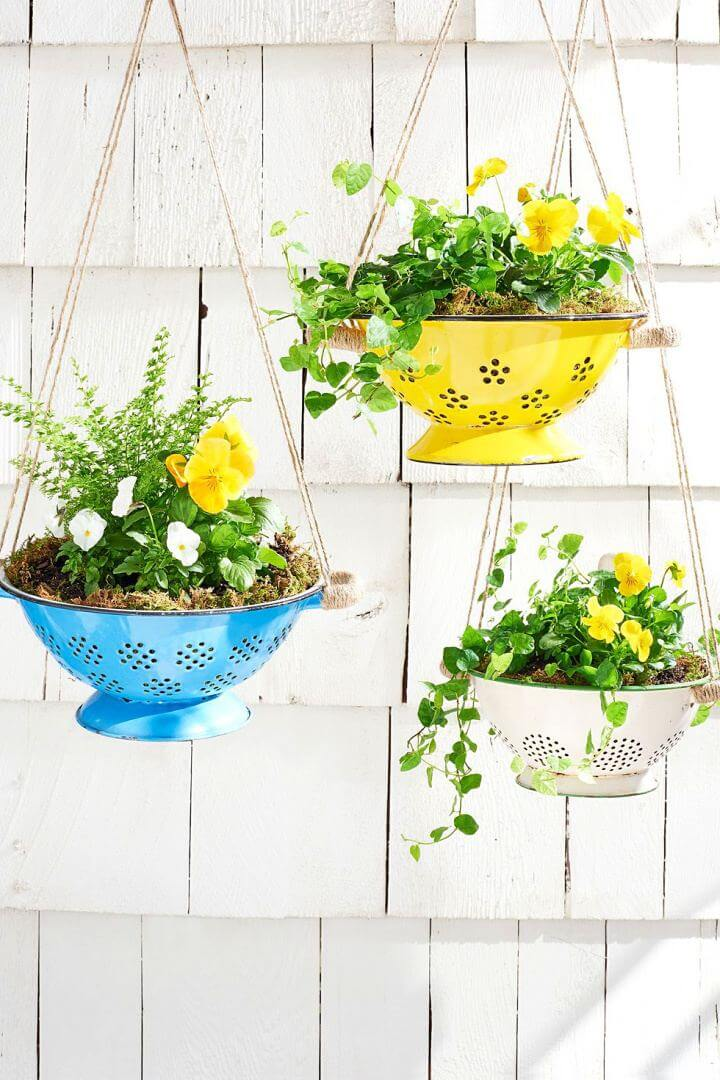 hanging idea, planter gift, mother day, how to, cheap and best