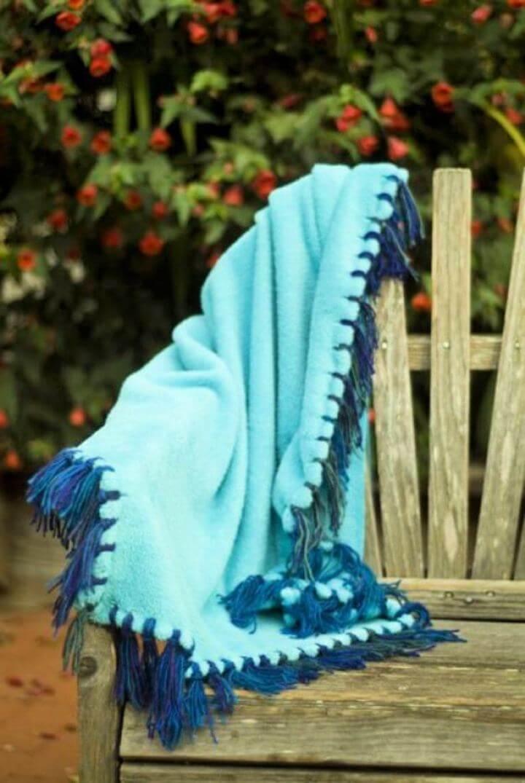 no sew blankets, yarn free blankets, handmade blankets