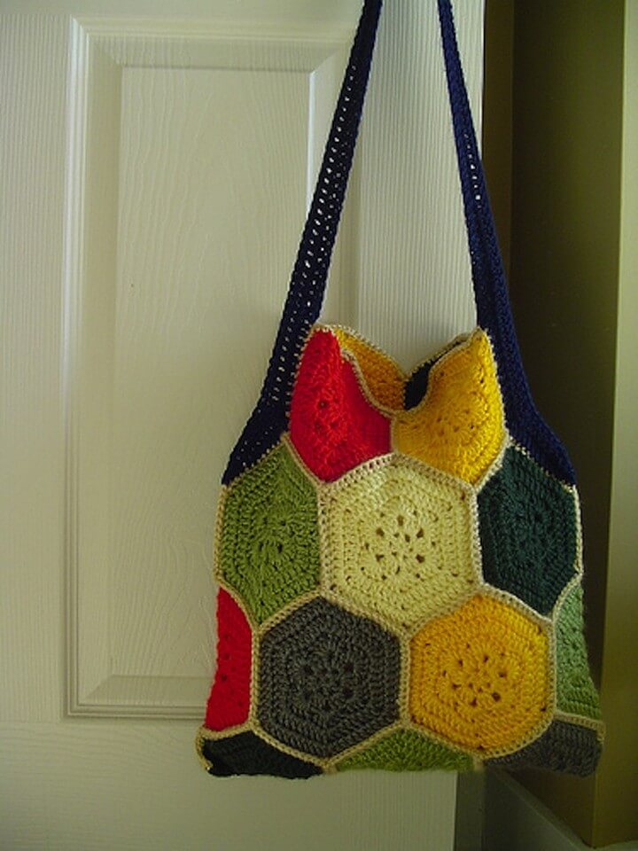 crochet bags, crochet ideas, do it yourself, crochet