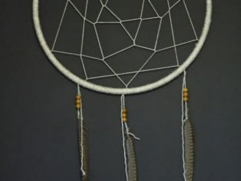 diy hula hoop ideas, dream catcher ideas, wall catcher bedroom, crafts projects