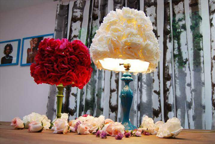 room lightning ideas, diy ideas, diy crafts, creative lampshades