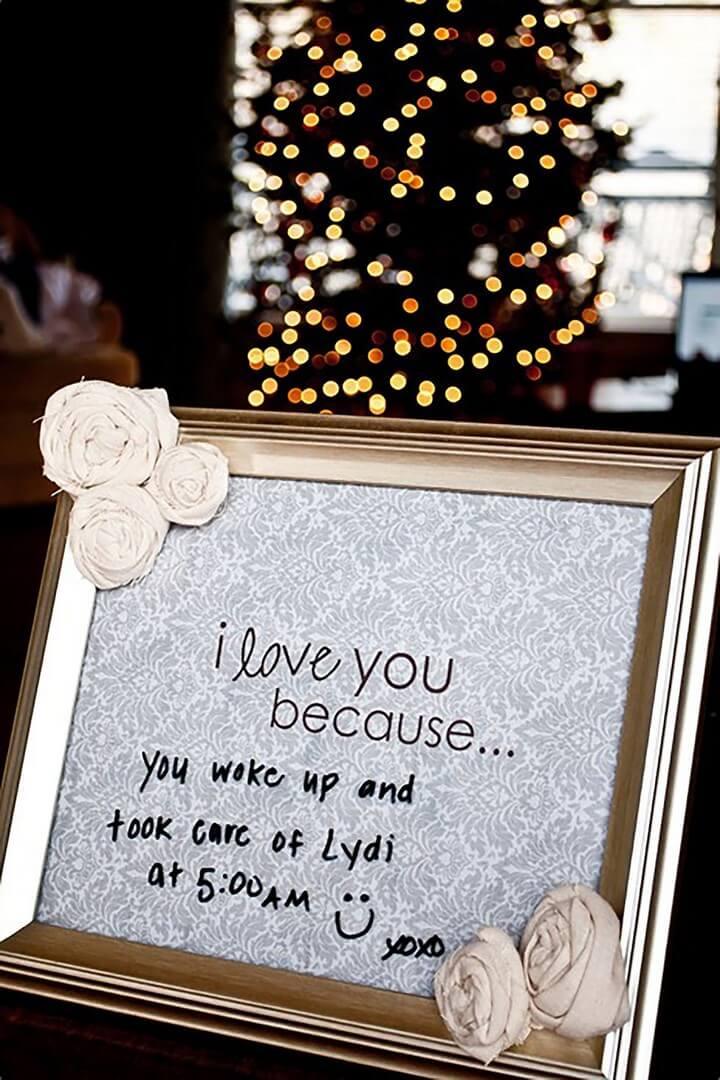 message board, room decor, room decoration, how to, diy home decor, love message board, tutorials