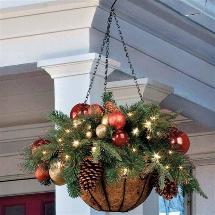 christmas decoration, diy decoration idea, diy ideas