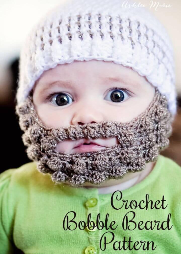 bead crochet hat, crochet projects, ideas, diy projects