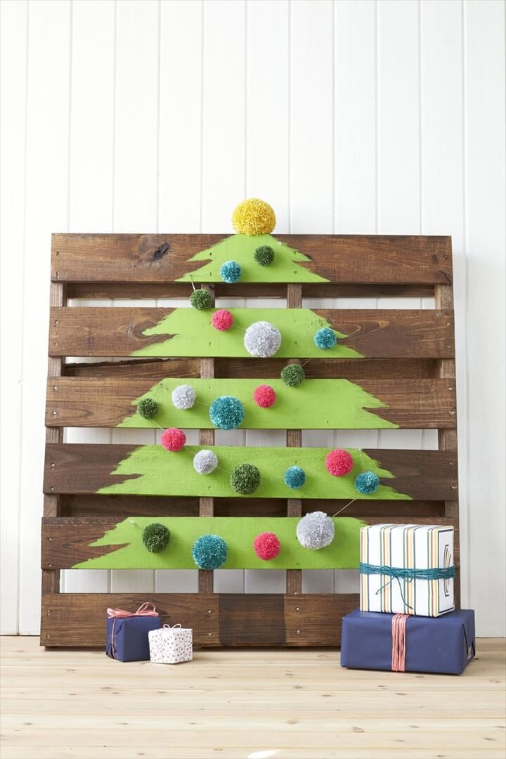 needle free, wood pallet, diy crafts, diy projects, ideas for christmas