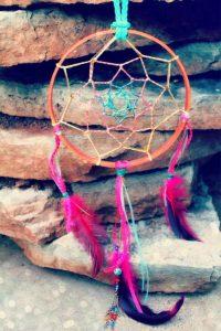 Create Sweet Summer Dreams Dreamcatcher 1