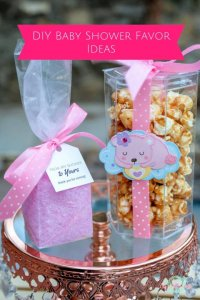 How To Baby Shower Favor Ideas