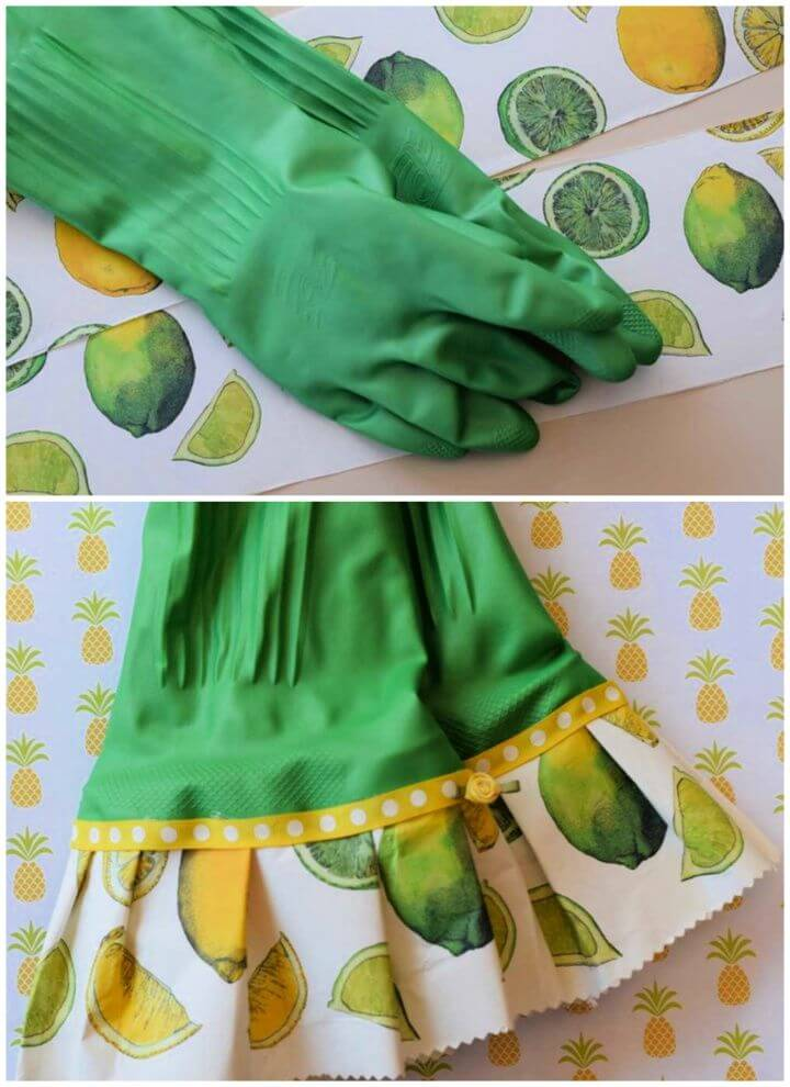 How To Create A Fancy Gloves
