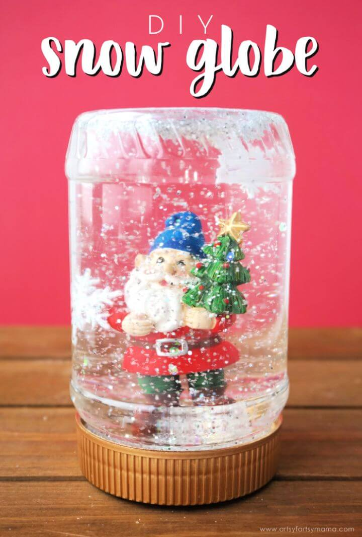 How To Create A Snow Globe