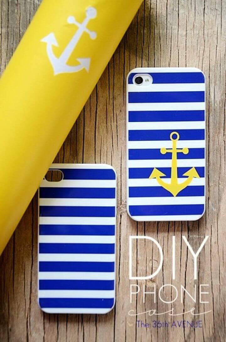 Best DIY Phone Cover Top Tutorial 1