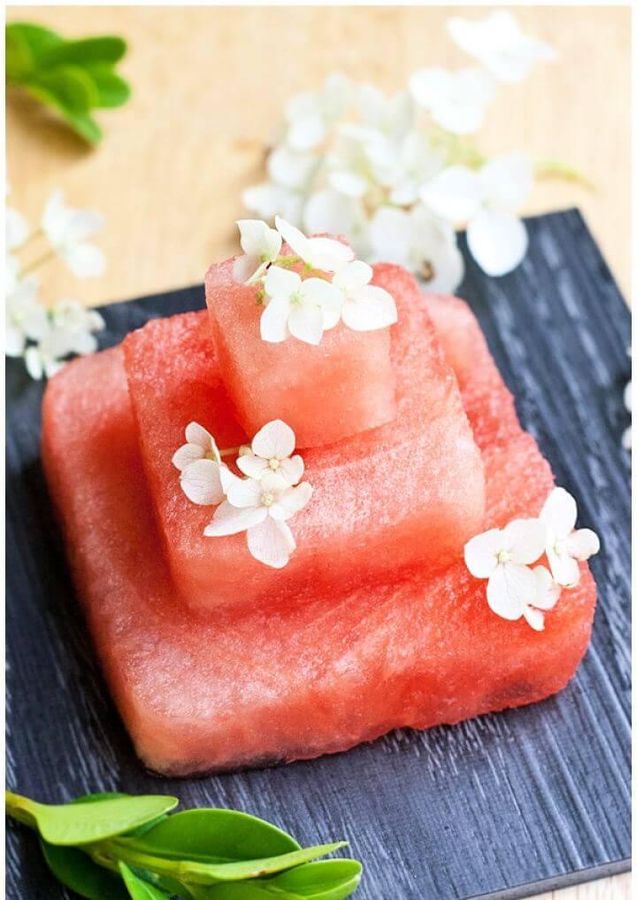 Best Watermelon Cake