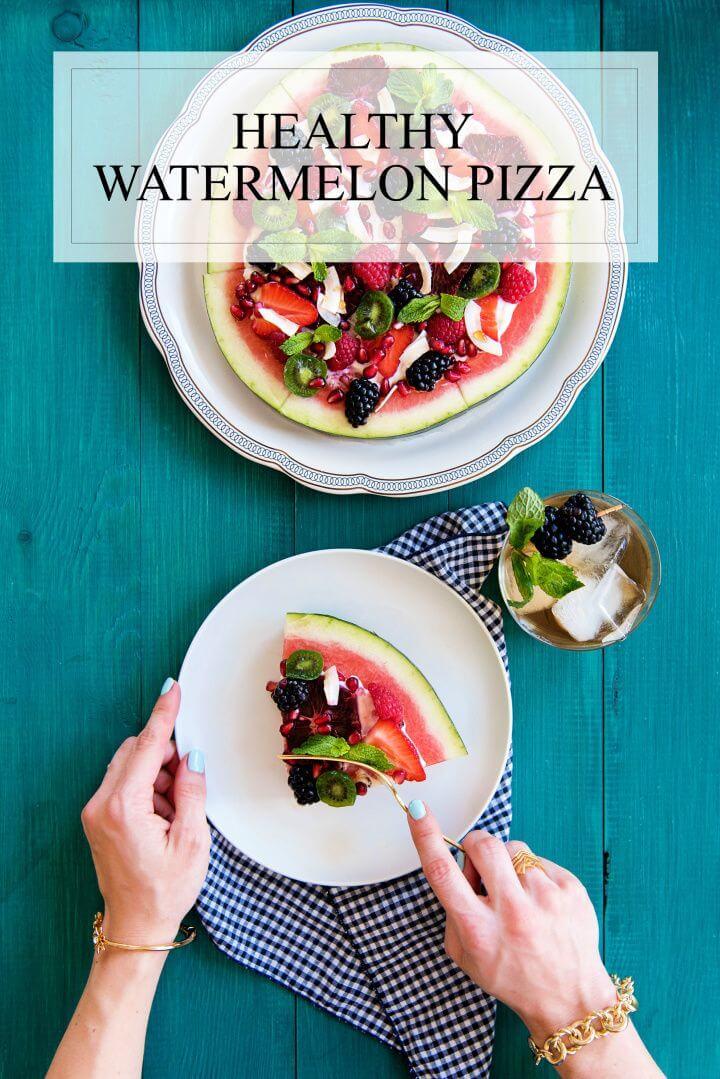 Best Watermelon Pizza