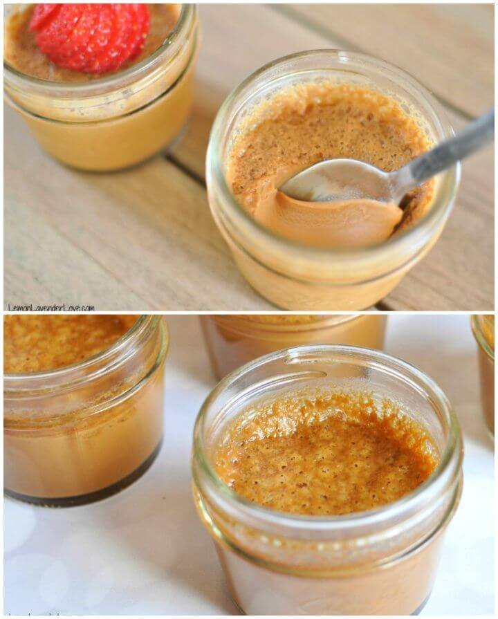 Caramel Pot De Creme